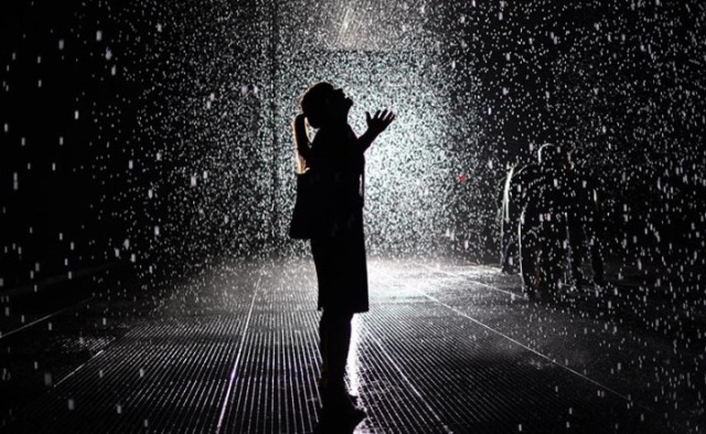 US-ART-RAIN ROOM-MOMA